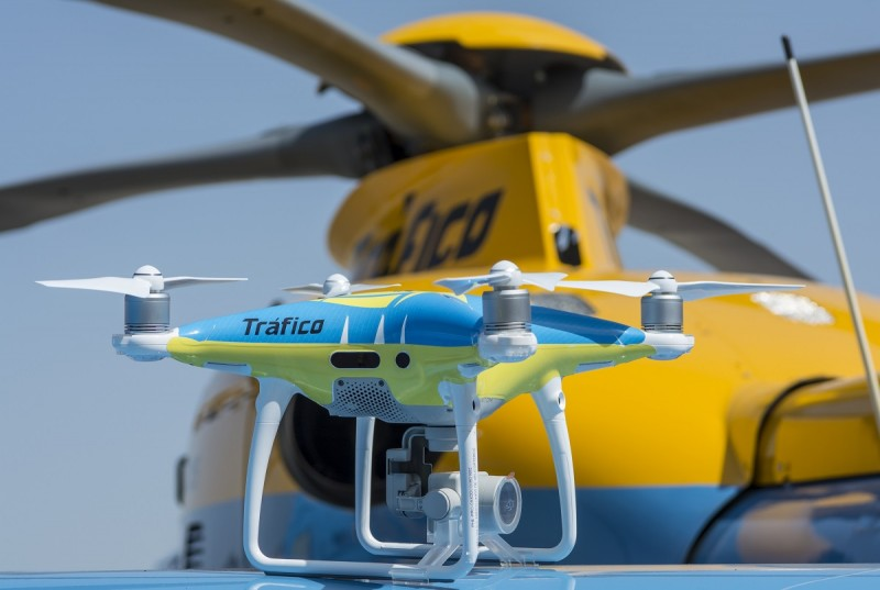 New DGT drones can automatically issue fines; this country cannot bear any more deaths says DGT