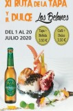 1st to 20th July Los Belones Tapas and desserts route