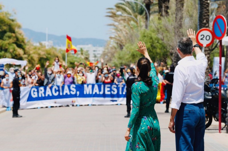 <span style='color:#780948'>ARCHIVED</span> - King and Queen of Spain to visit Murcia Region on 7th July