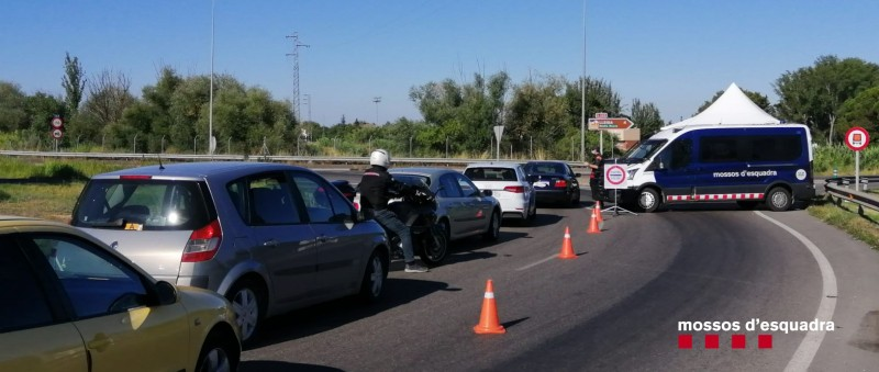 <span style='color:#780948'>ARCHIVED</span> - Catalan Government confines 200,000 residents as Covid outbreak intensifies