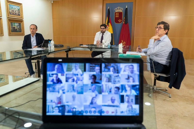 <span style='color:#780948'>ARCHIVED</span> -  Murcia government will detect, persecute and sanction those breaking Covid measures
