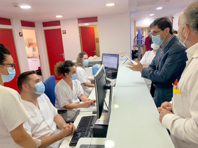 <span style='color:#780948'>ARCHIVED</span> -  Saturday Covid Murcia; Number of positive cases in Murcia increases by 23 to 128