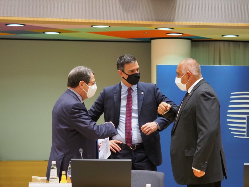 <span style='color:#780948'>ARCHIVED</span> - Agreement in European Covid recovery fund talks; 140,000 million euros for Spain