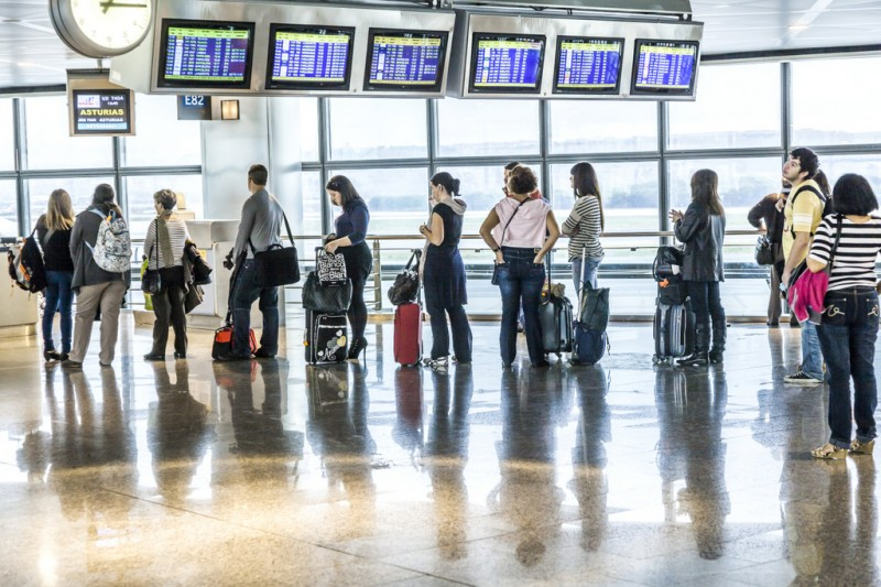 <span style='color:#780948'>ARCHIVED</span> -  42 Covid cases detected in Madrid airport passengers during July so far