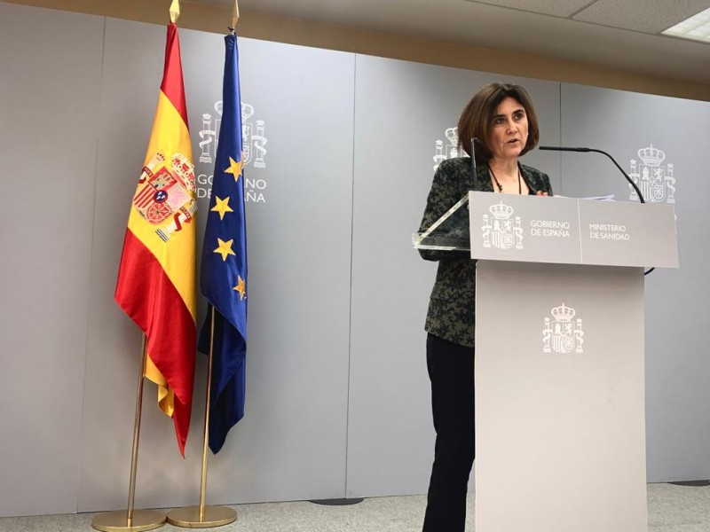 <span style='color:#780948'>ARCHIVED</span> - 281 active outbreaks in Spain on Thursday