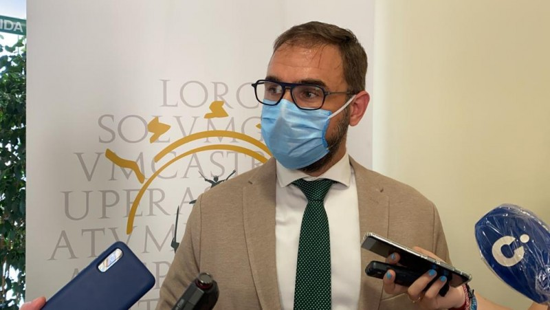 <span style='color:#780948'>ARCHIVED</span> -  Lorca takes extraordinary measures as Covid cases rise to 16 in just a few hours