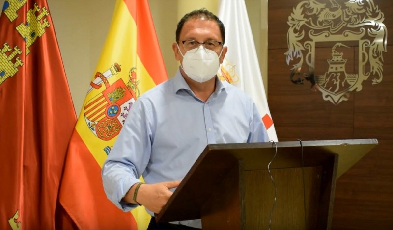 Outbreak in Mazarrón catastrophic says the Mayor