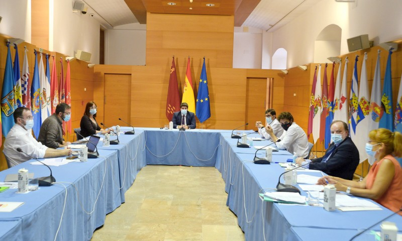 <span style='color:#780948'>ARCHIVED</span> - Outbreaks are under control and Mazarrón will not be confined says regional Government