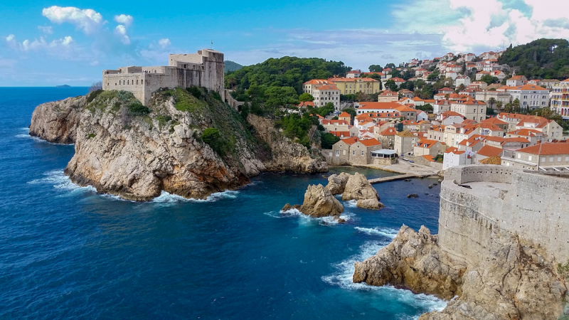 Croatia, the Pearl of the Adriatic fondly nicknamed by Lord Byron in the 19th century, lives up to its namesake, a serious contender as the top vacation hot spot in Europe today.
