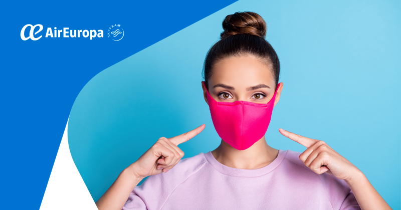<span style='color:#780948'>ARCHIVED</span> - Flight from Gran Canaria to Madrid diverts to Malaga when passenger refuses to wear a mask