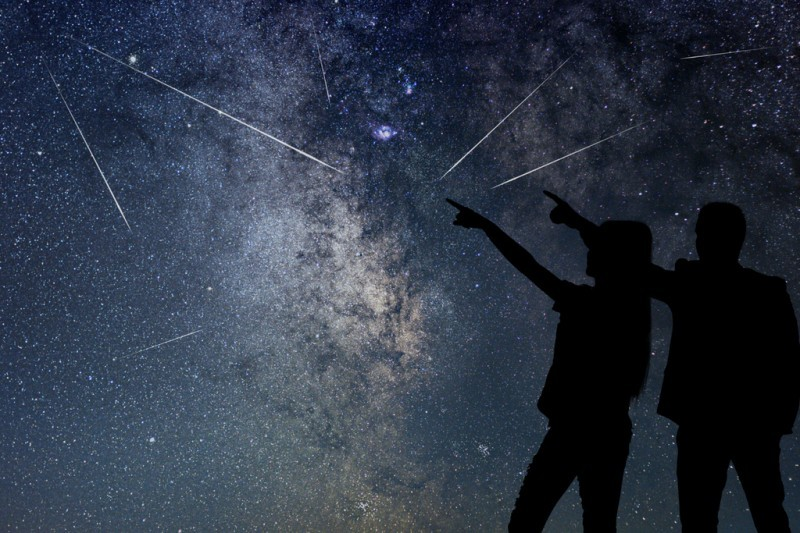 <span style='color:#780948'>ARCHIVED</span> - The Perseids meteor shower will peak between the 10th and 12th August