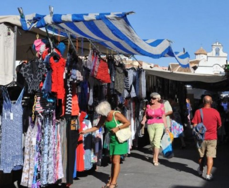 <span style='color:#780948'>ARCHIVED</span> - Mazarrón market moves from Saturday to Friday this week