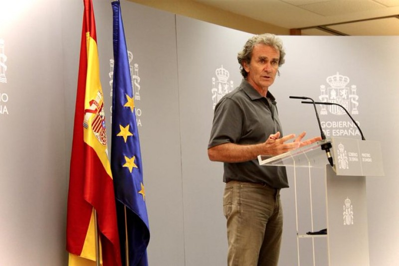 <span style='color:#780948'>ARCHIVED</span> - Spanish Health Ministry denies claims that Spain will impose new lockdown on Sept. 18th
