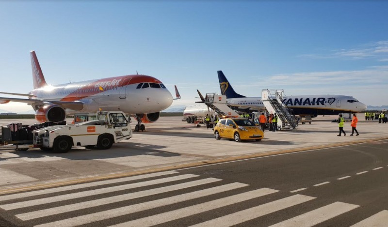 <span style='color:#780948'>ARCHIVED</span> - Ryanair reduces flights by 20 percent as Spanish Covid expansion hits bookings hard