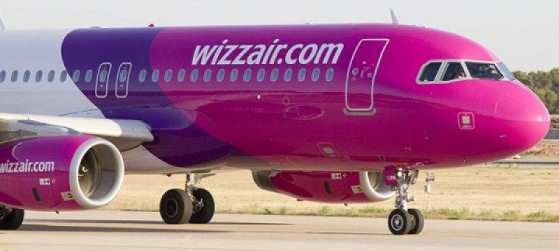 <span style='color:#780948'>ARCHIVED</span> -  Wizz Air expands routes between Spain and the United Kingdom in October