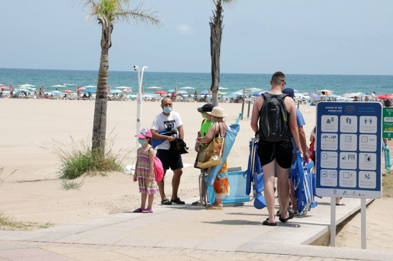<span style='color:#780948'>ARCHIVED</span> -   Predicted tourism losses in Spain rise to nearly 99 billion during 2020 due to Covid