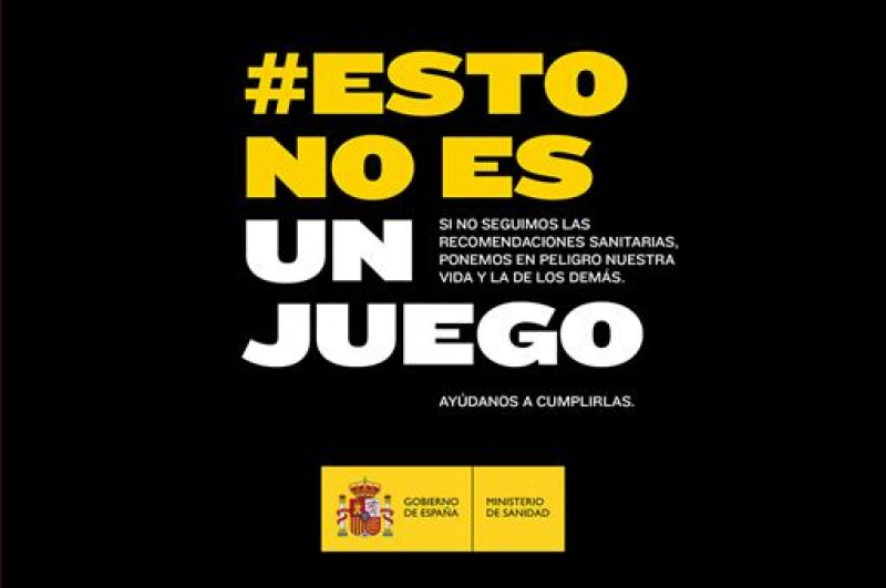 <span style='color:#780948'>ARCHIVED</span> - Spain launches Covid awareness campaign to target young people