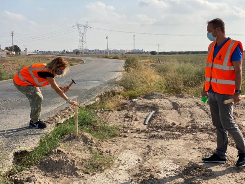 Torre Pacheco Council cedes land for construction of a storm tank