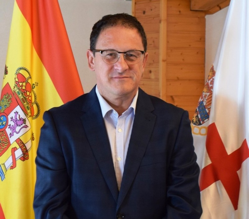 <span style='color:#780948'>ARCHIVED</span> -  Mayor of Mazarrón in quarantine