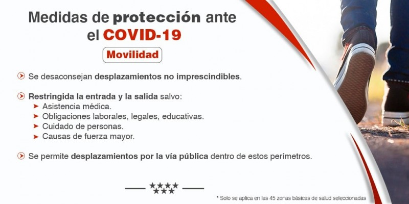 <span style='color:#780948'>ARCHIVED</span> - Madrid extends covid restrictions from Monday but national Government wants to see stricter measures