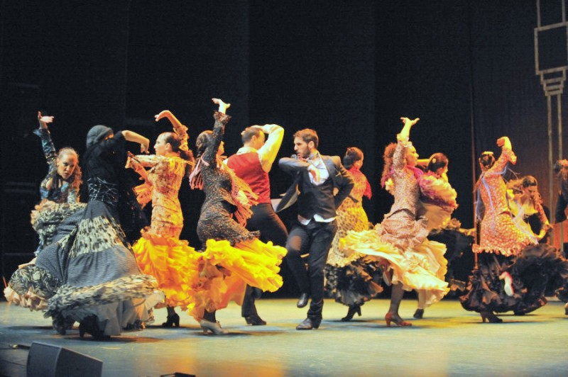 21st November Dance: Ballet Español de Murcia at the Victor Villegas Auditorium in Murcia