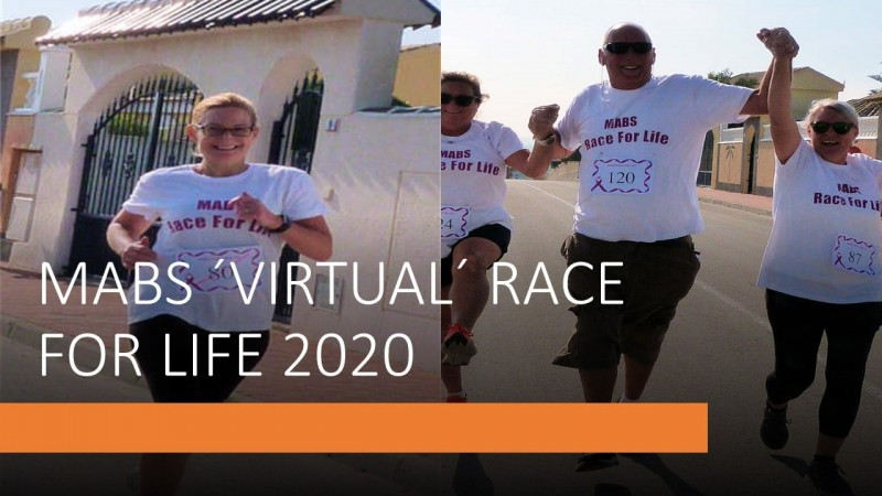 <span style='color:#780948'>ARCHIVED</span> - MABS Mazarron running virtual Race for Life this year
