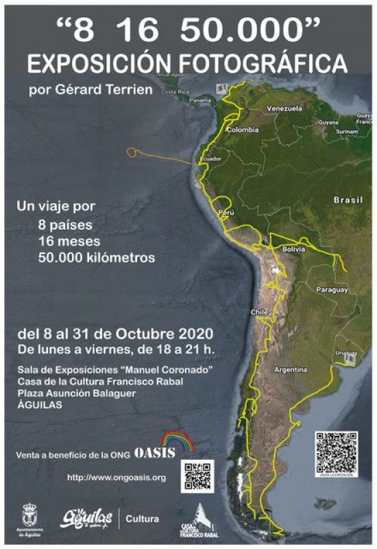 <span style='color:#780948'>ARCHIVED</span> -   Cultural events in Águilas October