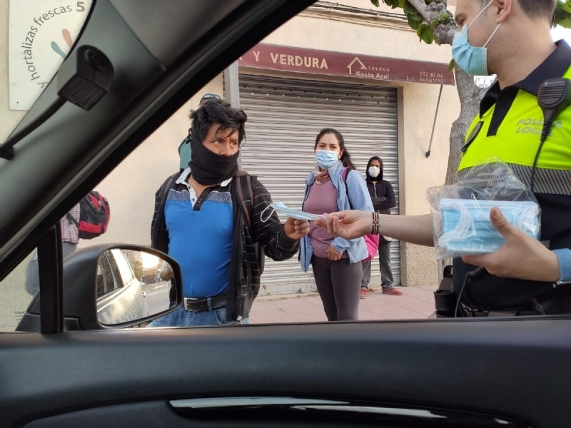 775 cases and six deaths; Record number of new cases for Murcia Region in the last 24 hours