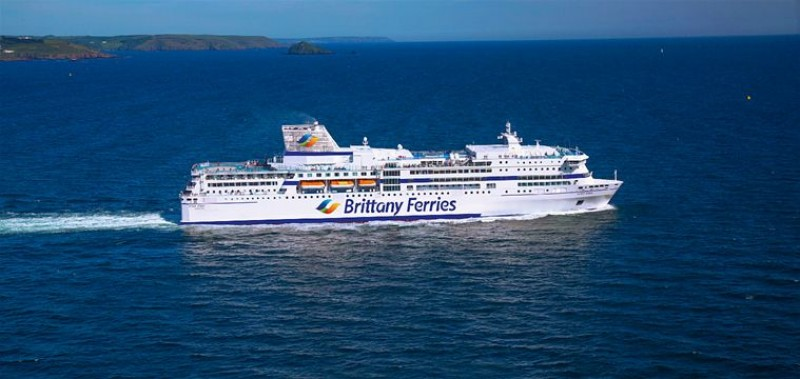 <span style='color:#780948'>ARCHIVED</span> - Basque Country border closure not affecting Brittany Ferry Service
