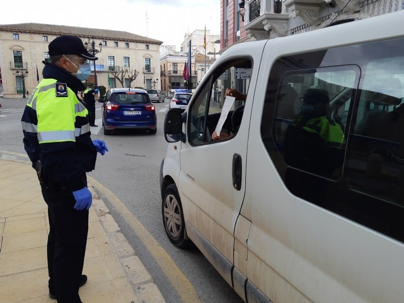 Further restrictions in 10 municipalities of the Murcia Region with high numbers of covid cases
