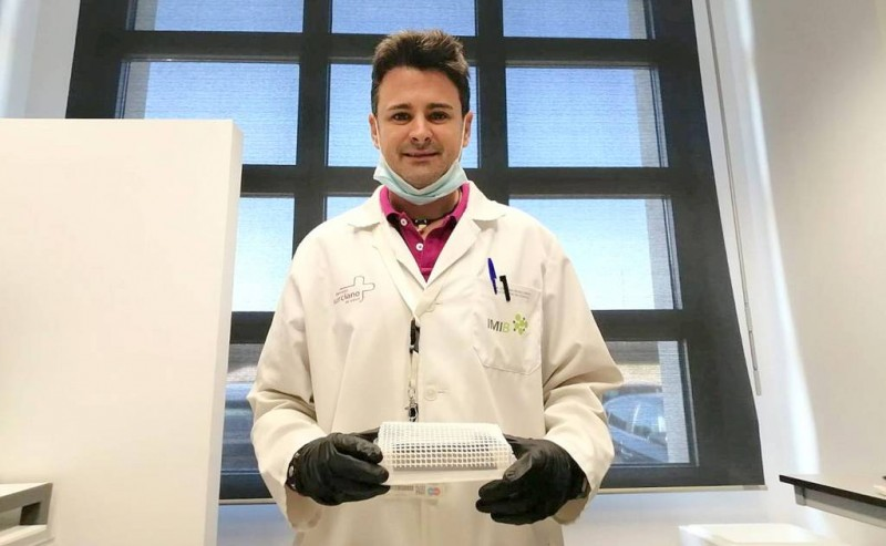 Murcia scientists test Covid traps for early detection of the virus in public spaces