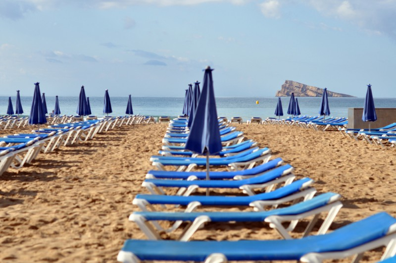 <span style='color:#780948'>ARCHIVED</span> -  9 out of 10 hotels now closed in Benidorm as tourism in the Costa Blanca suffers