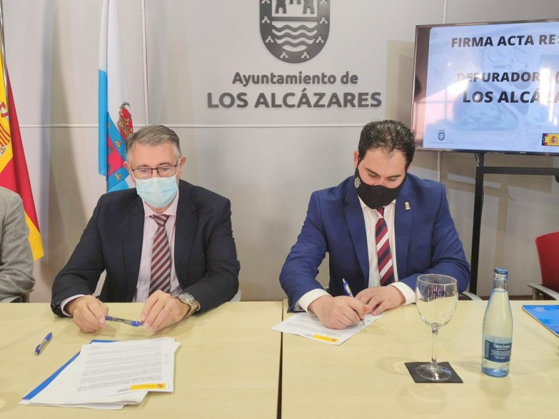 <span style='color:#780948'>ARCHIVED</span> - Step forward for infrastructure project to reduce flooding in Los Alcázares