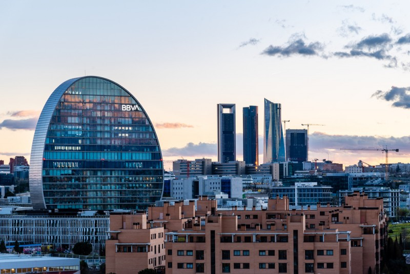 <span style='color:#780948'>ARCHIVED</span> - Merger talks between BBVA and Banco Sabadell - two of largest banks in Spain