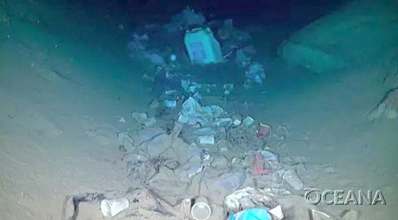 Spanish waters face the threat of becoming massive plastic traps