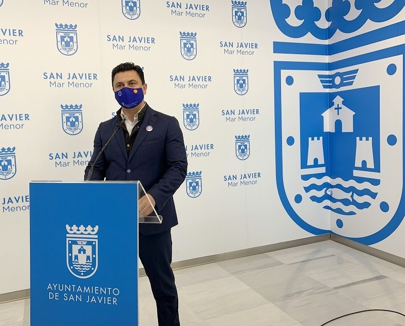 <span style='color:#780948'>ARCHIVED</span> - San Javier Council reallocates € 1.4m of festivities money for Covid-related expenses