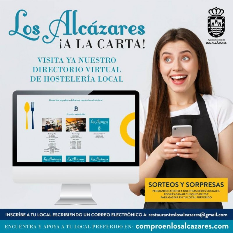 <span style='color:#780948'>ARCHIVED</span> - Los Alcazares hostelry sector demands the right to open