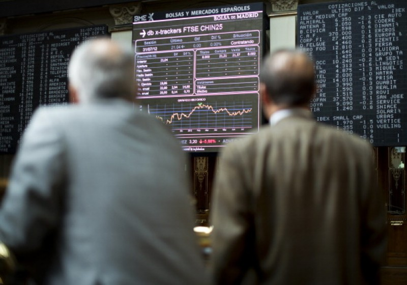 <span style='color:#780948'>ARCHIVED</span> - Record rise during November in the Spanish stock exchange index