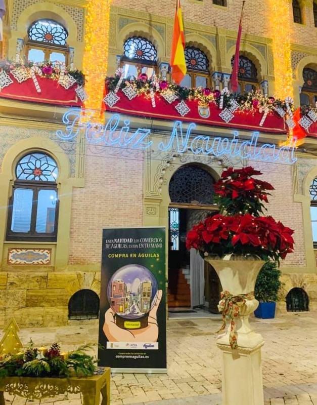 What's on in Águilas during December