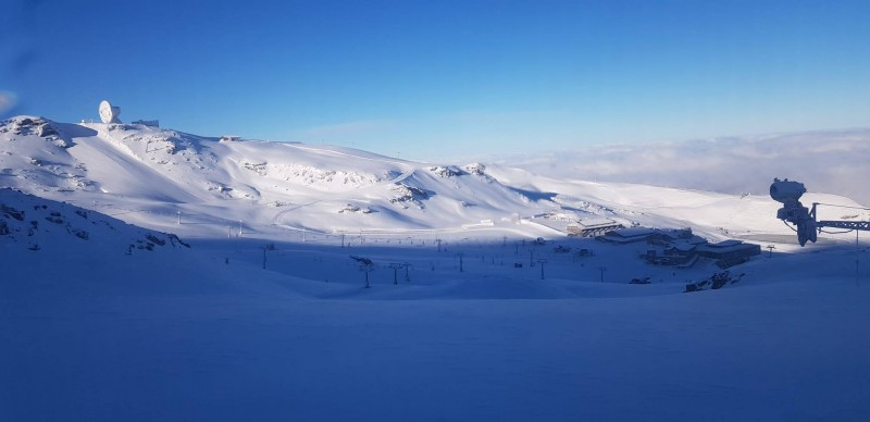 <span style='color:#780948'>ARCHIVED</span> - Sierra Nevada ski resort to open on 18th December