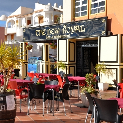 <span style='color:#780948'>ARCHIVED</span> - Winter Menu de Noche, 10 euros, New Royal, Puerto de Mazarron