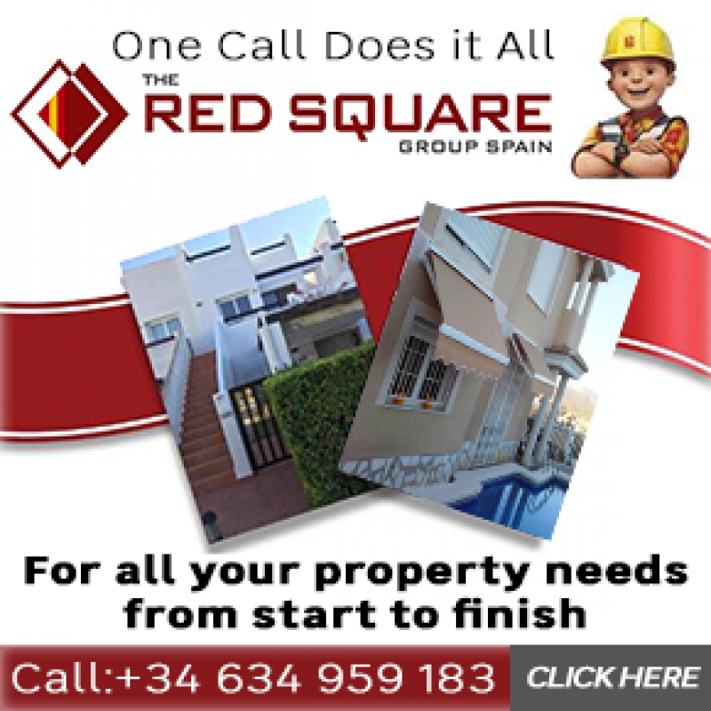 The Red Square Building Group S.L