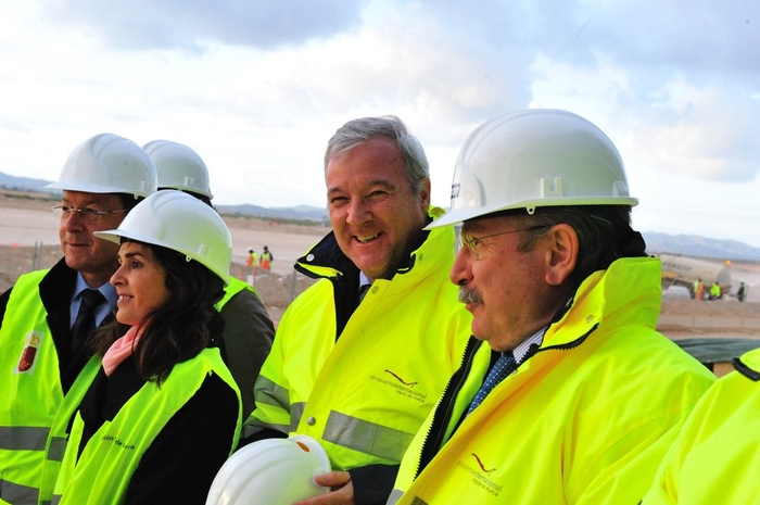 Murcia government now working to open Corvera airport with former concessionary