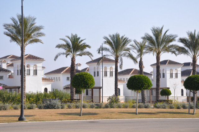Number of properties sold in Murcia during 2013 up by 6.4%