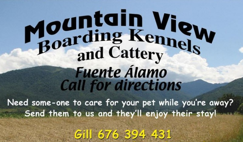 Mountain View Boarding Kennels & Cattery