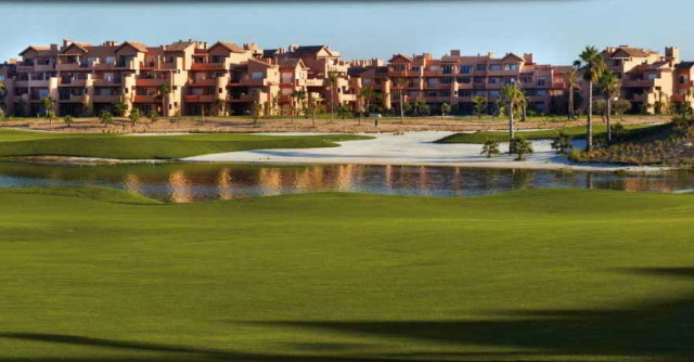 Properties on Mar Menor Golf Resort are required for sale or lease by Norwegian Company