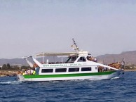 Don Pancho tourist boat in Aguilas