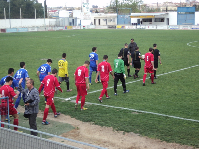 Mazarrón return to winning ways