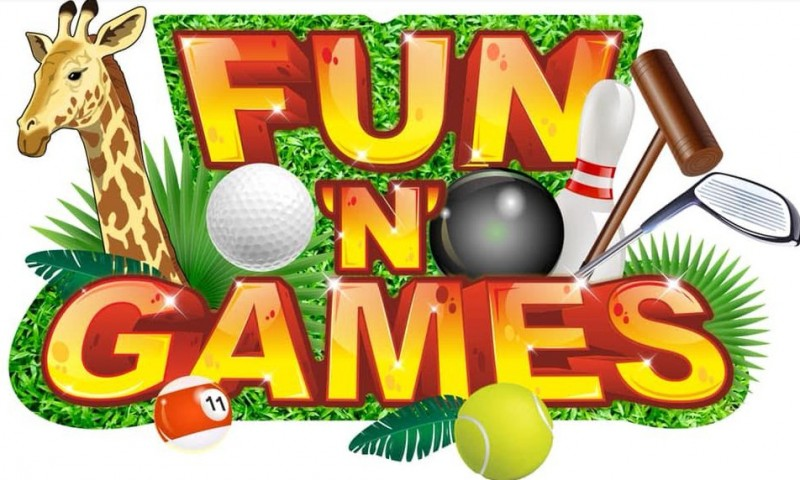 Fun n Games African Adventure Golf in Mar Menor Golf Resort