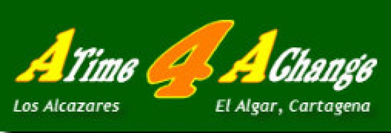 A Time 4 A Change removals service and man with a van hire in the Mar Menor area